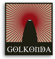 Golkonda Logo Schatten