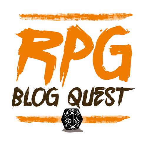 RPG-Blog-O-Quest Logo