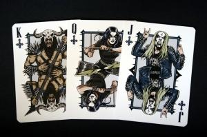 03 Death Metal Riege