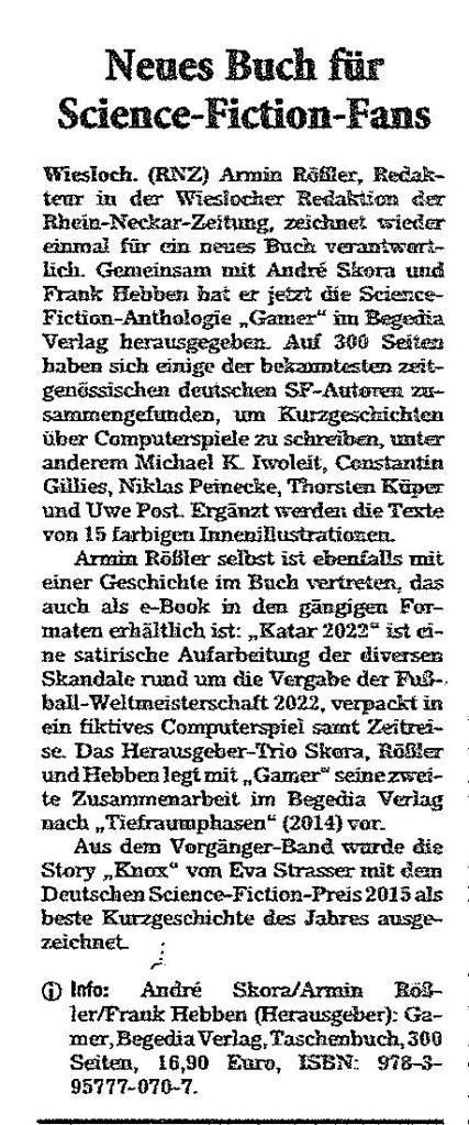 142 Rhein Neckar Zeitung 2016